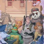 Preview of Teenage Mutant Ninja Turtles/Ghostbusters II #4