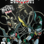 Preview of The Batman Who Laughs #1