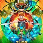 Marvel's Thor: Ragnarok poster gets a LEGO makeover