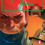 Image announces brutal new sci-fi series VS
