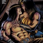 Preview of Wonder Woman/Conan #3