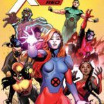Jean Grey's X-Men Red team revealed