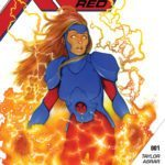 Jean Grey to lead an all-new team in X-Men Red