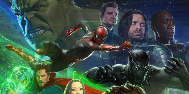 avengers: infinity war trailer lands today, 20 more mcu movies