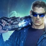 Wentworth Miller filming his final Arrowverse episodes as Captain Cold