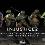 Teenage Mutant Ninja Turtles to make an appearance in Injustice 2's Fighter Pack 3