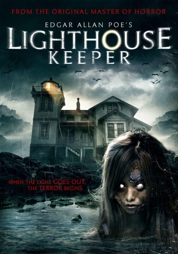 Giveaway - Win Edgar Allan Poe's Lighthouse Keeper on