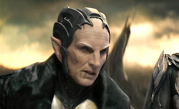 Christopher Eccleston would return to the Marvel Cinematic Universe on one condition