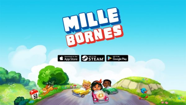 Digital board game mille bornes now available on steam for Dujardin 1000 bornes