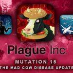 Mutation 15 brings three new scenarios to Plague Inc.