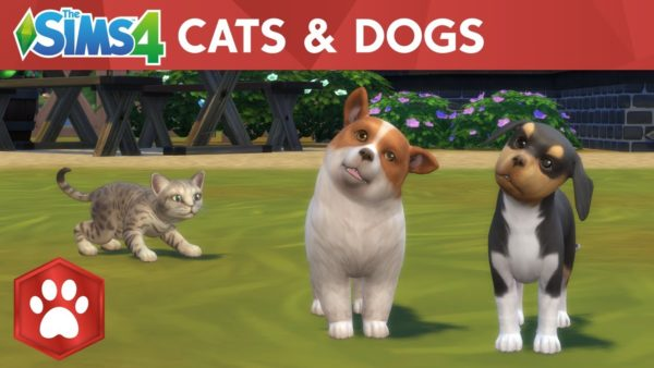 Sims  Cats And Dogs Ps