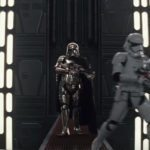 New footage of Captain Phasma, Chewie and the Porg in latest Star Wars: The Last Jedi TV spot