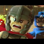 Latest vignette for LEGO Marvel Super Heroes 2 inspired by Thor: Ragnarok
