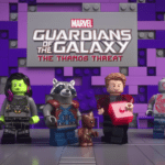Watch all five episodes of LEGO Marvel Super Heroes – Guardians of the Galaxy: The Thanos Threat