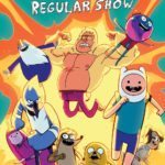 Preview of Adventure Time/Regular Show #5