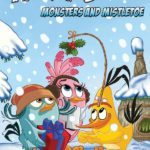 Preview of Angry Birds Comics Quarterly: Monsters & Mistletoe