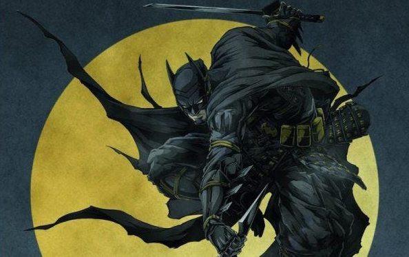 Batman-Ninja-Anime