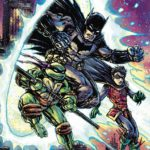 Preview of Batman/Teenage Mutant Ninja Turtles II #2