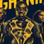 Get lit with the new poster for DC's Black Lightning