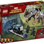 LEGO unveils its Marvel's Black Panther tie-in sets