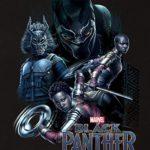 Marvel's Black Panther gets a batch of promotional artwork