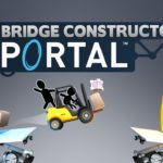 New Portal game Bridge Constructor Portal announced, watch the trailer here