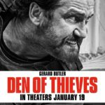 Final trailer and new posters for Den of Thieves starring Gerard Butler