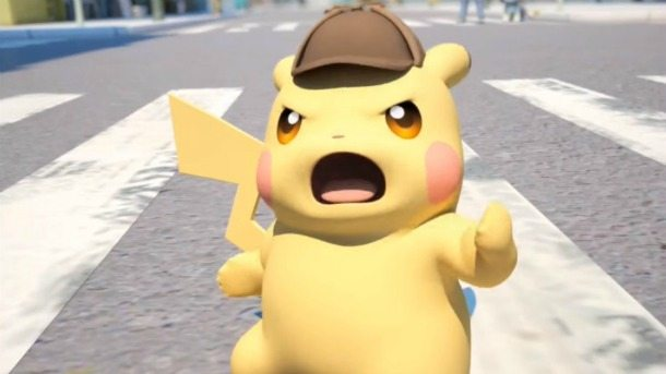 Detective Pikachu set for May 2019 release