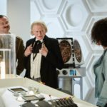 Promo images from the Doctor Who Christmas Special 'Twice Upon a Time'