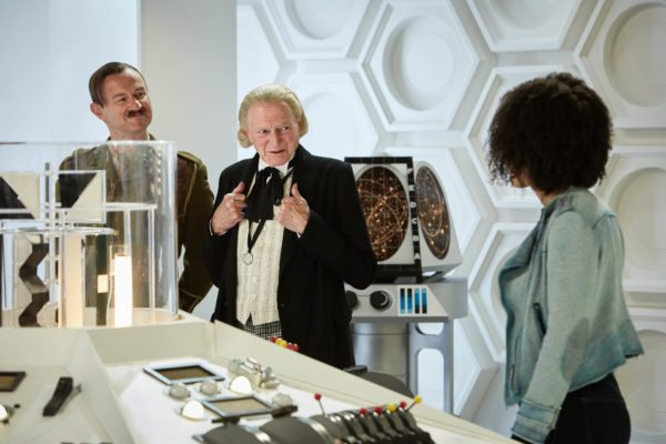 promo images from the doctor who christmas special twice upon a time