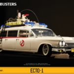 Promo images for Blitzway's ECTO-1 Ghosbusters collectible