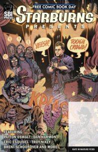 FCBD18_S_StarBurns_Comics-Cmcs-1-P-Oswalt-G-Graves-195x300