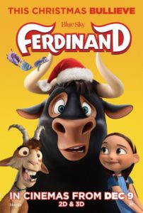 movie review ferdinand 2017