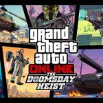 The Doomsday Heist arrives on GTA Online next week