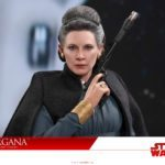 Hot Toys unveils its Star Wars: The Last Jedi General Leia Organa collectible figure