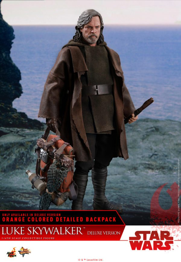 hot toys unveils its luke skywalker figure from star wars