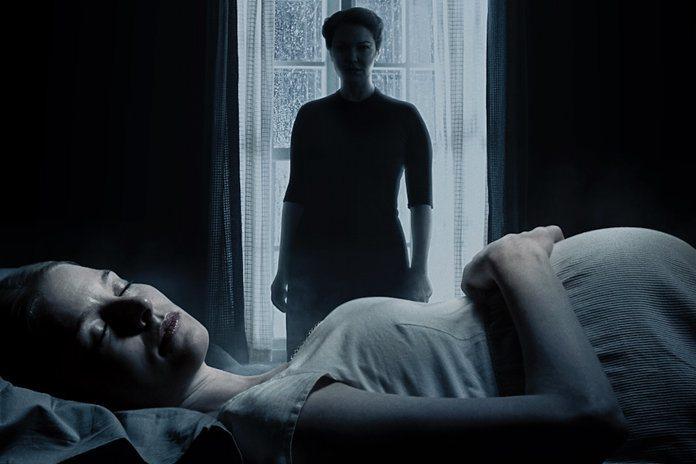 Trailer for horror remake inside starring rachel nichols for Inside french horror movie