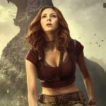 Karen Gillan discusses Jumanji: Welcome to the Jungle's box office success