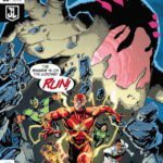 Preview of Justice League #35