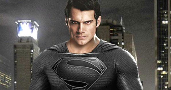 Henry Cavill was once rumored to show up in the black costume in Superman.