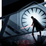New Star Wars: The Last Jedi posters featuring Rey and Kylo Ren