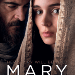 First poster for Mary Magdalene featuring Rooney Mara and Joaquin Phoenix