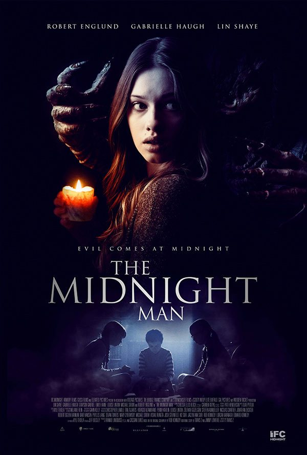 Poster And Trailer For The Midnight Man Starring Robert