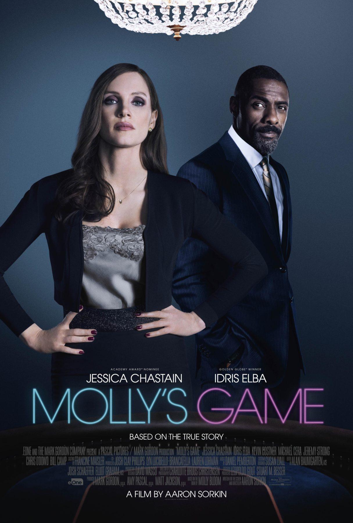 Mollys Game Film