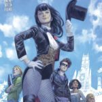 Comic Book Review – Mystik U #1