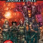 M.A.S.K. and Transformers join the fight against Cobra in Scarlett's Strike Force #1, check out a preview here