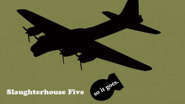 the horror of war in the novel slaughterhouse five by kurt vonnegut Start studying slaughterhouse-five learn vocabulary, terms, and more with flashcards the author of the novel, kurt vonnegut was also taken as a pow during the battle of the bulge and survived the firebombing of dresden in in vonnegut's view, war is not heroic or glamorous it is.