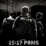 First poster for Clint Eastwood's The 15:17 to Paris