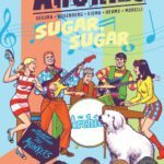 The Monkees guest star in The Archies #4, check out a preview here