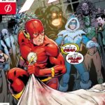 'A Cold Day in Hell' begins in The Flash #36, check out a preview here